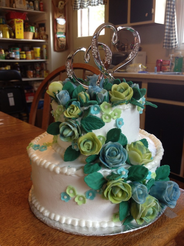 Zehrs Cake Designs : Wedding Cake On A Budget Trusper