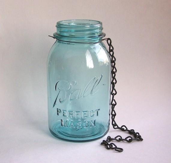 Make hanging mason jar lanterns trusper - Make hanging lanterns ...