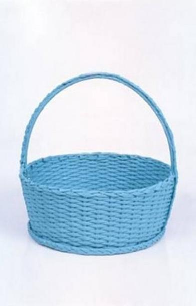 How To Weave A Simple Basket : How to weave a simple newspaper basket trusper
