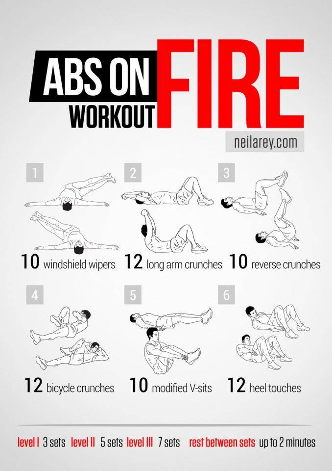 How To Get Insaneee Abs!