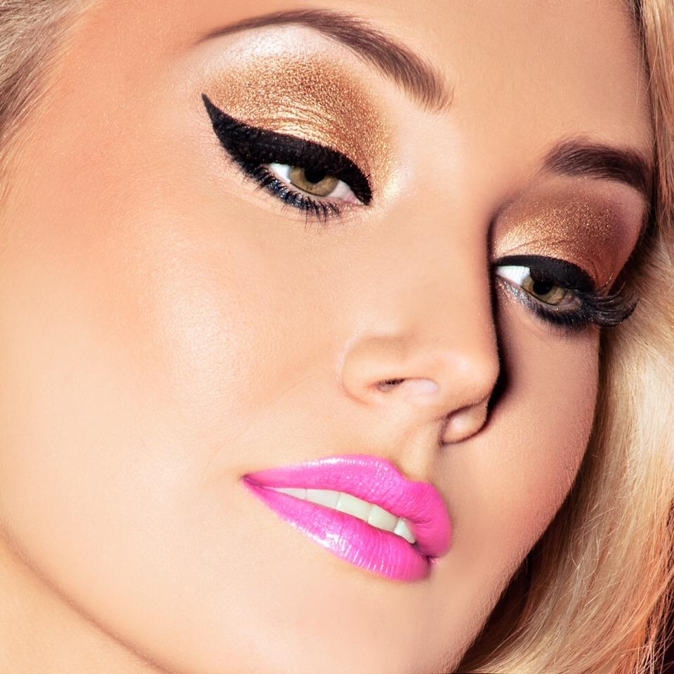Fashion makeup and beauty blog