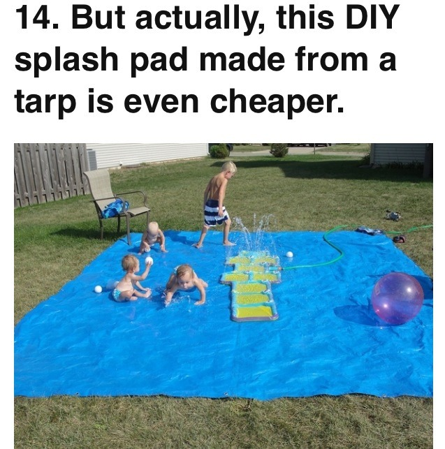 32 Cheap And Easy Backyard Ideas That Are Borderline