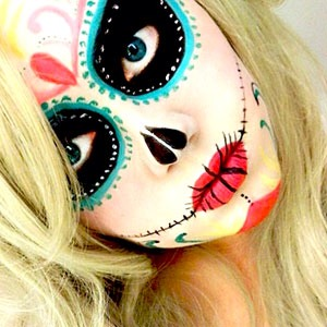 easy halloween makeup ideas 🎃🎃🎃  trusper