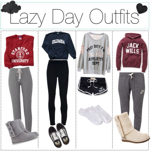 Lazy Day Outfit Ideas | Trusper