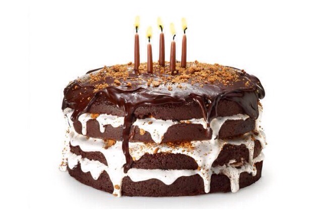Easy S'more Cake Recipe
