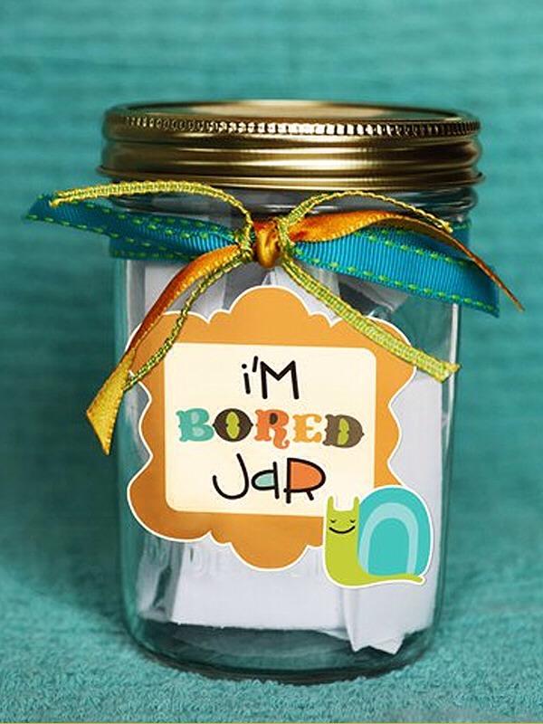 Bored Jar