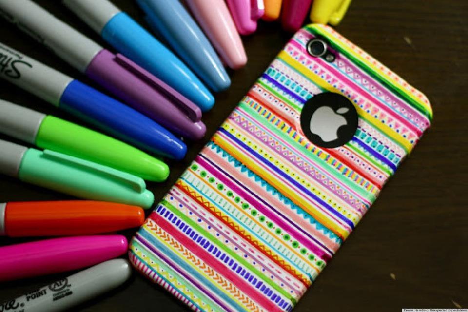 📱📞13 Adorable DIY Phone Cases📞📱