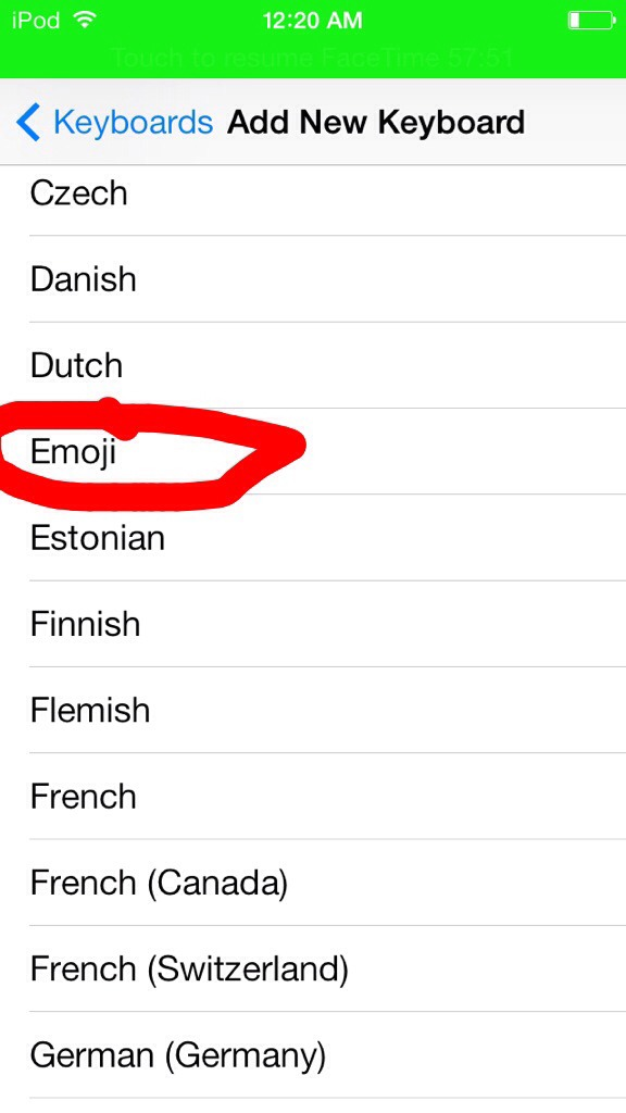 how to put emojis on your keyboard
