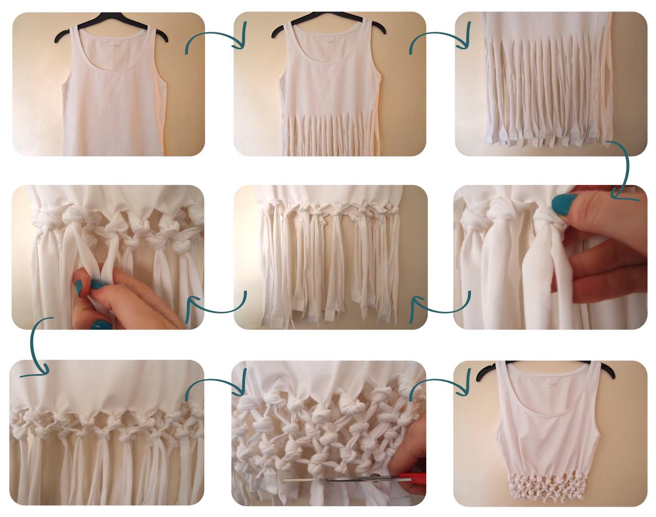 Diy cutting shirts | Trusper