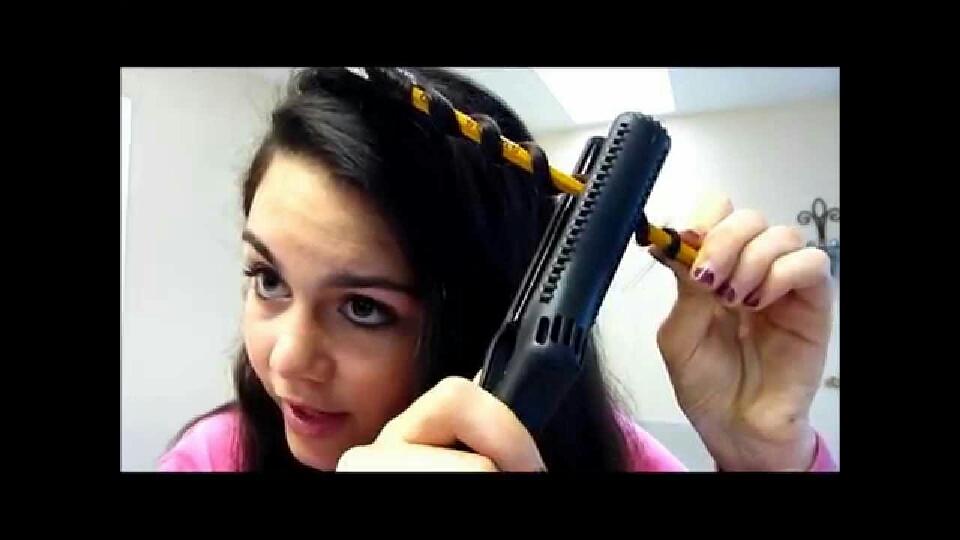 Cute Kinky Curls Trusper