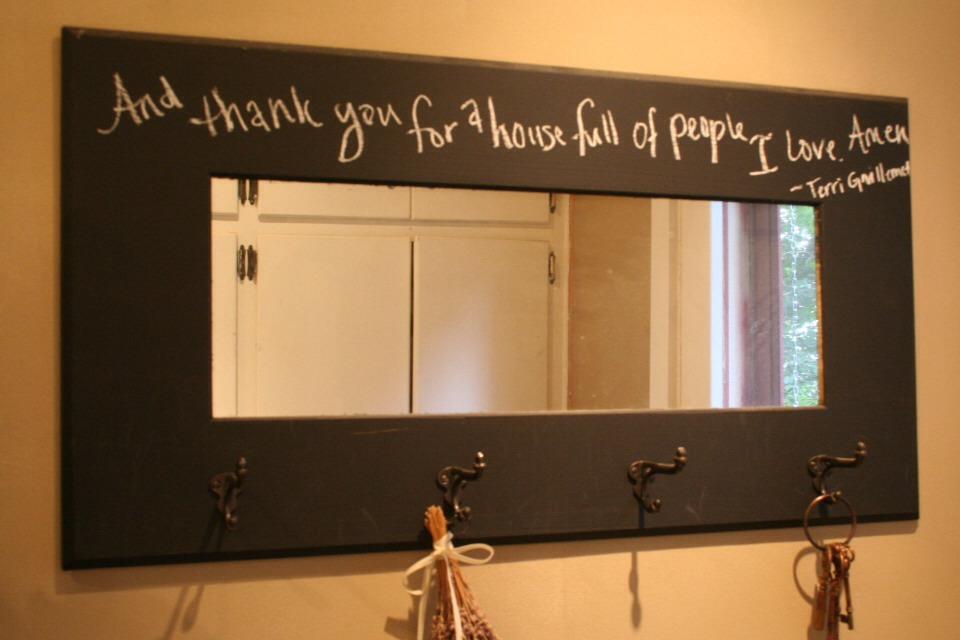 Chalk board paint ideas trusper for Chalkboard paint surface ideas