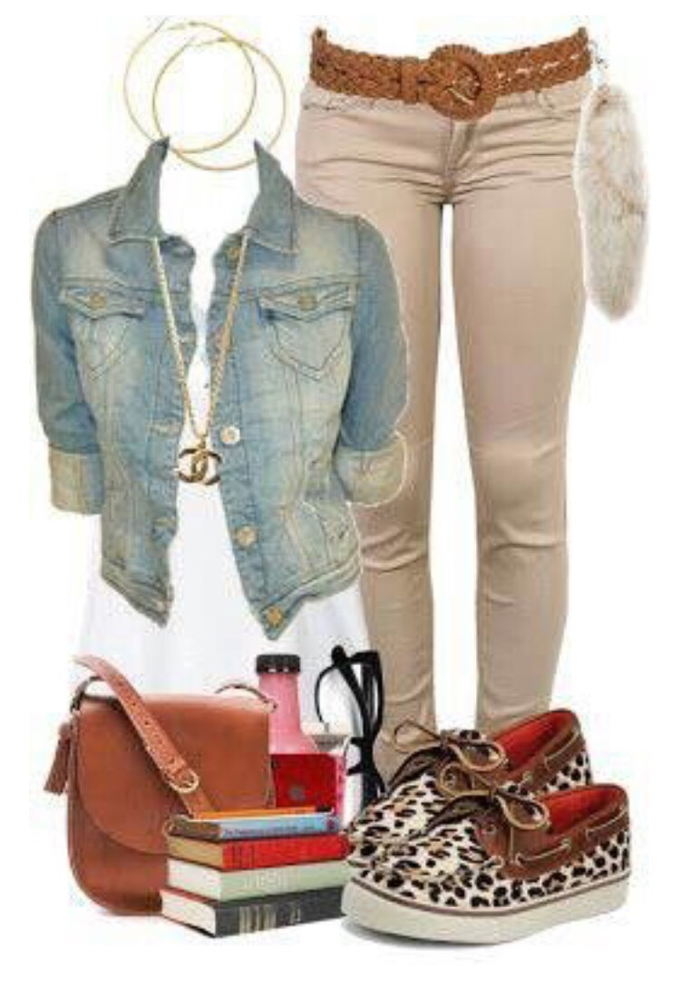 School Outfit Ideas.