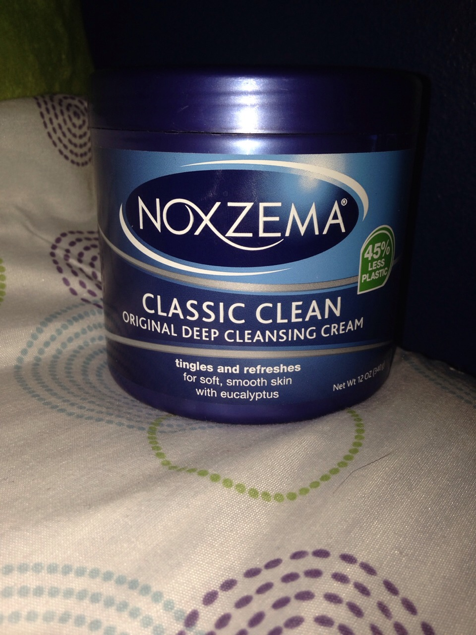 how to use noxzema for sunburn