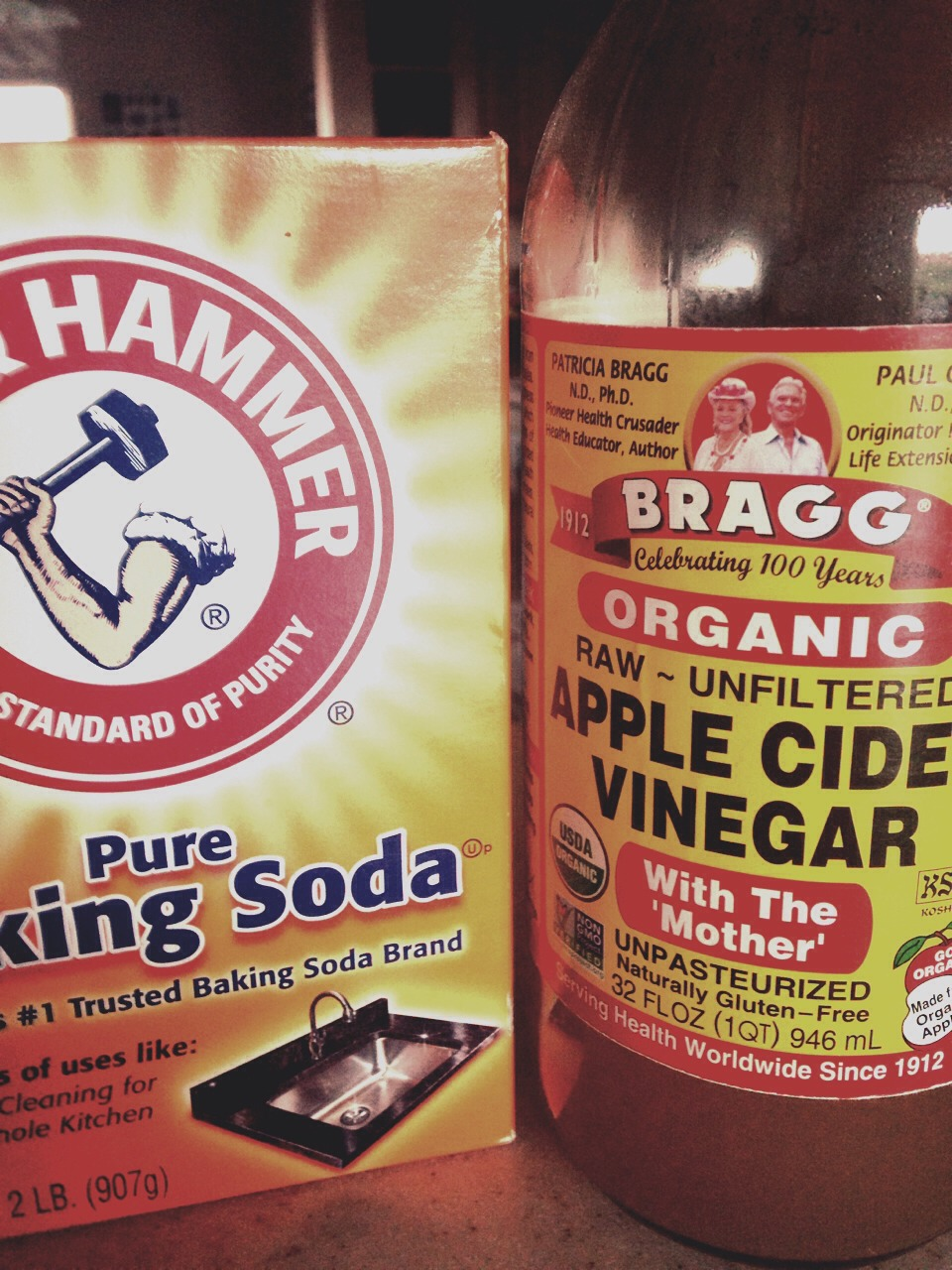 how baking soda apple cider vinegar can help with an urinary trac infection trusper. Black Bedroom Furniture Sets. Home Design Ideas