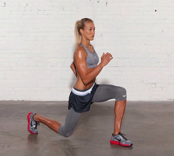 how to get toned knees