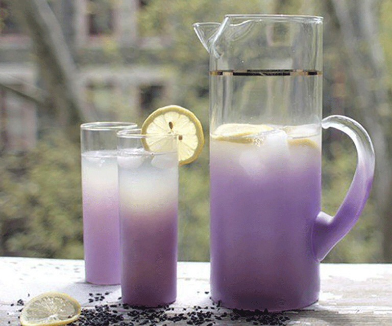 💜How To Make Lavender Lemonade To Get Rid Of Headaches And Anxiety!💜