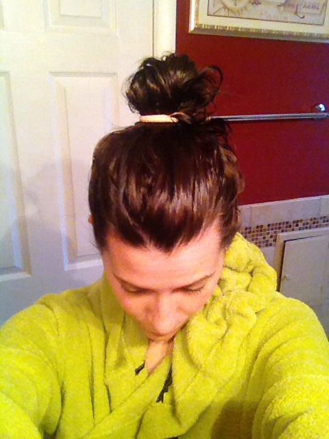 Hairstyles After Shower : No Heat Hairstyles After Shower Rachael Edwards