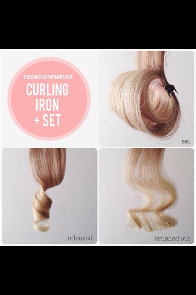 Some New Ways To Curl Your Hair Trusper