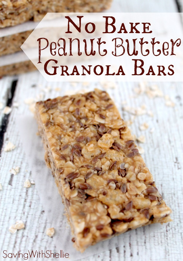 Homemade Granola Bars Bbc Food