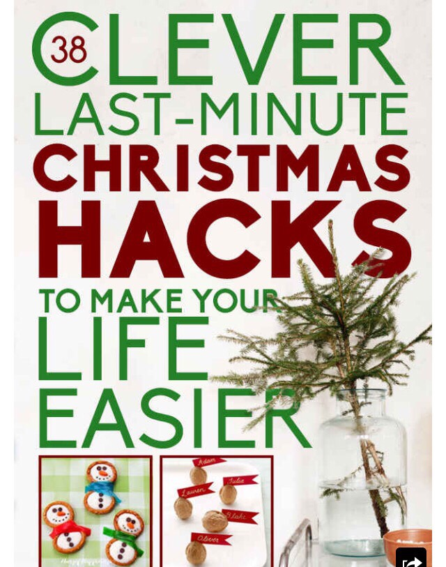 38 Awesome And Clever Christmas Hacks ⛄️🎅🎄