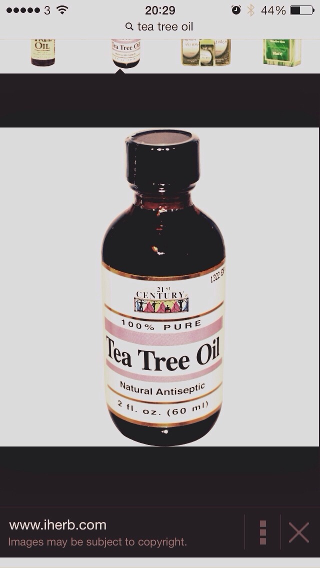Did You Know.... Tea Tree Oil- Use With A Barrier Cream Helps Get Rid Of Cold Sores.