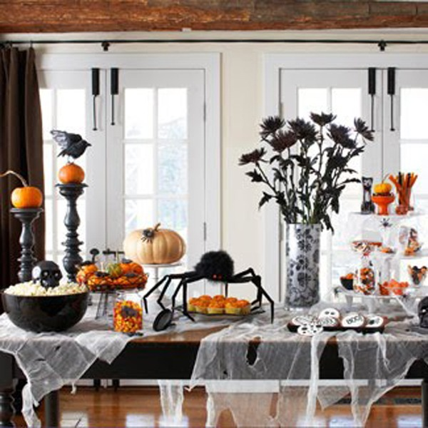 Halloween Indoor And Outdoor Decor