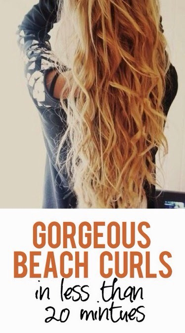 💥✨ How To Get Gorgeous Beach Waves For Different Hair Types 🎀🎀