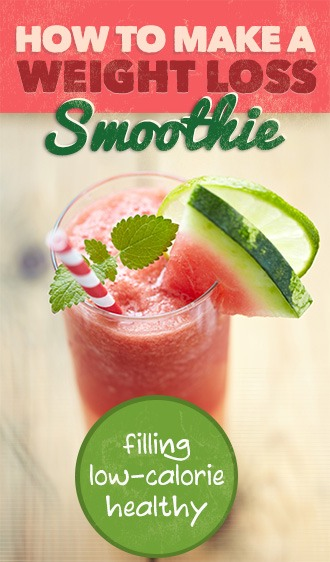 Weight Loss Smoothies (like Before Save)