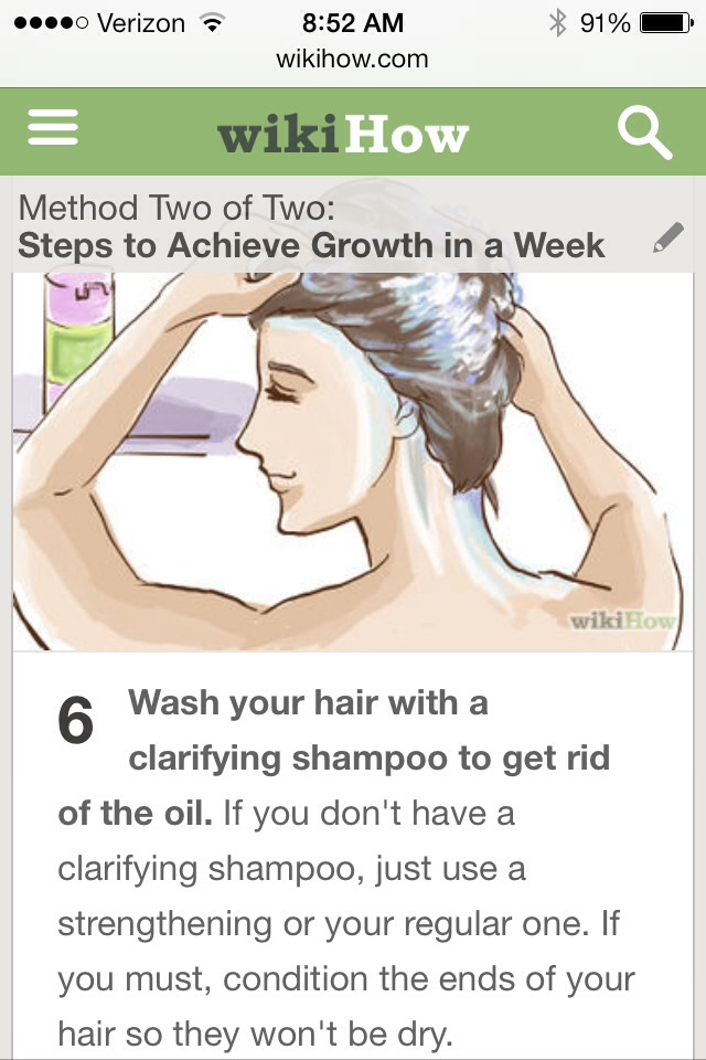 Grow Your Hair 3 5 Inches Per Week With These Three