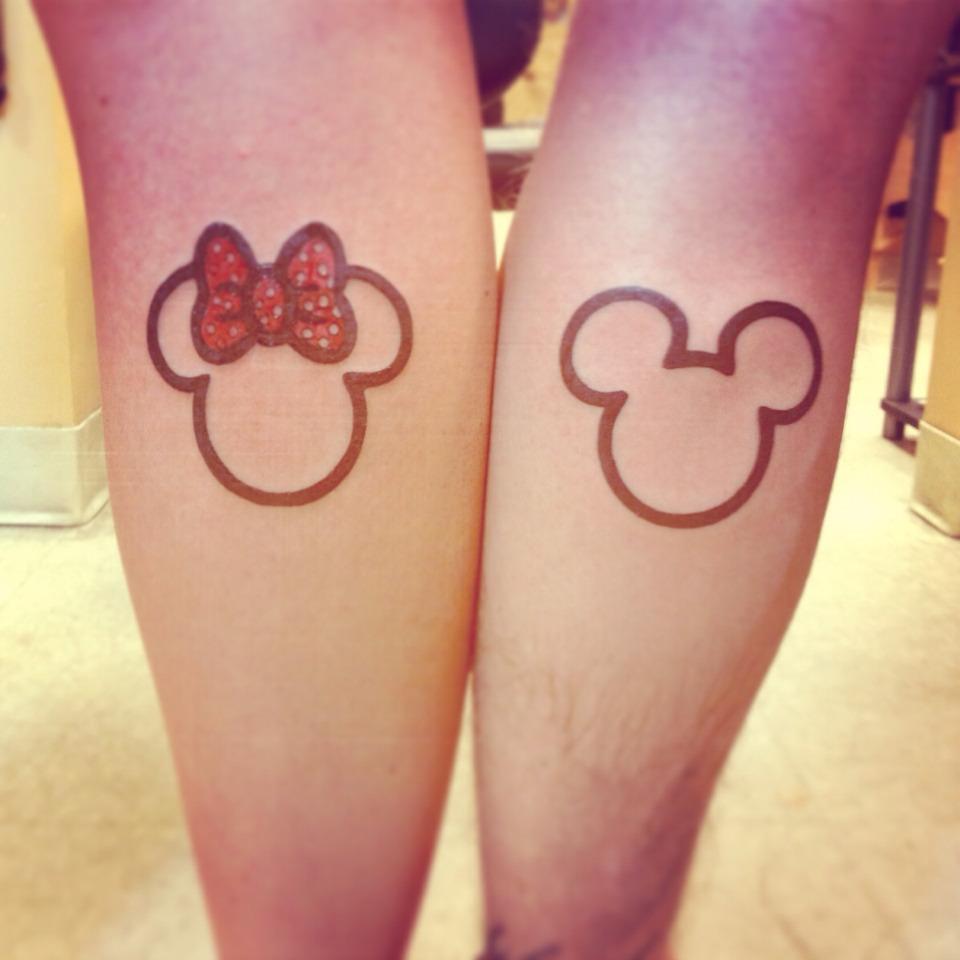 Cute Disney Tattoos | Trusper