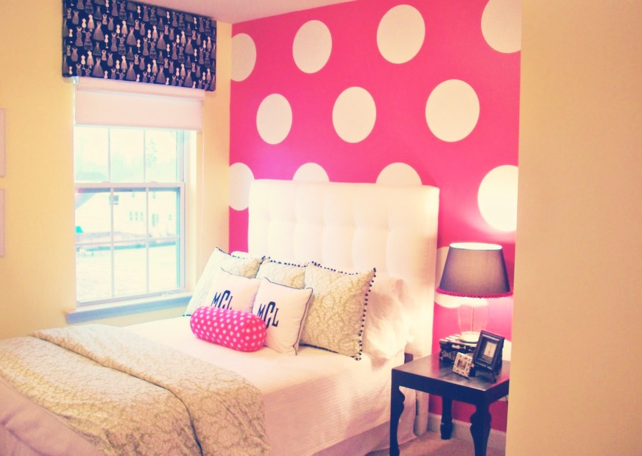 Cute girly bedroom ideas trusper for Cute girly bedroom ideas