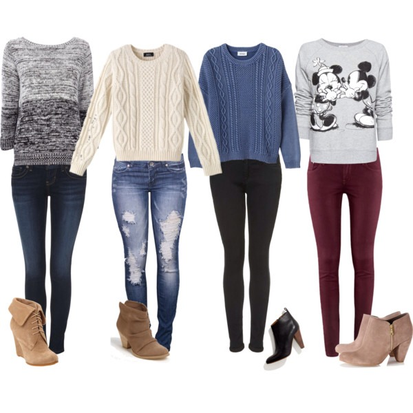 Winter Clothes For Teenage Girls 2014 Winter Outfits | Trusp...