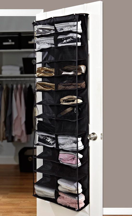 Five ways to maximize space and minimize clutter trusper - Ways to organize shoes in a small space pict ...