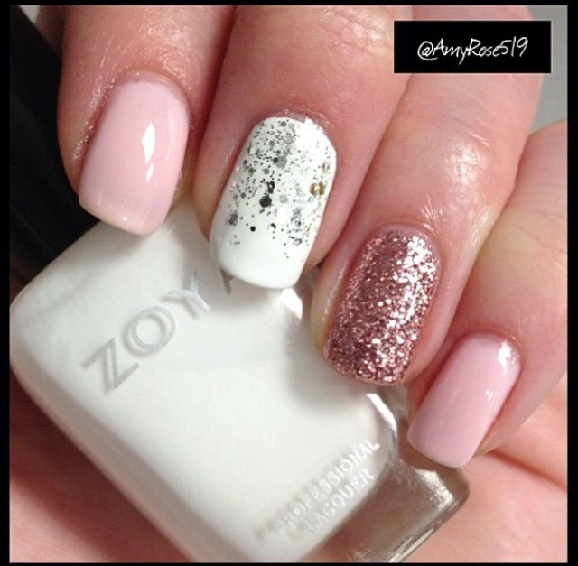 Quick And Easy Nail Designs!