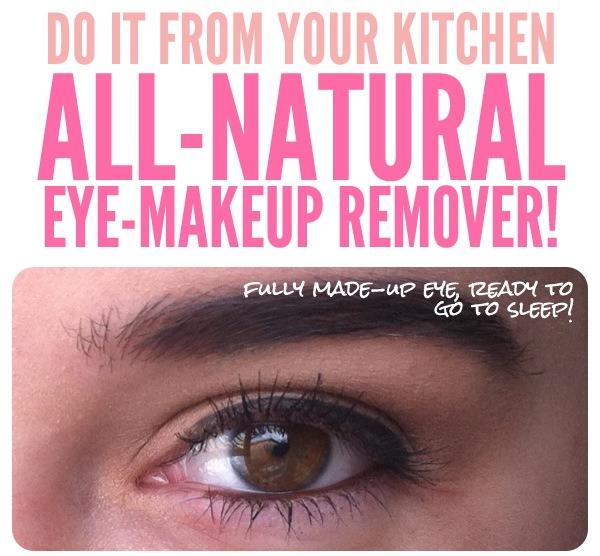 Best Natural Eye Make Up Remover: Coconut Oil! : Trusper