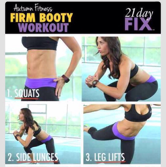 Firm Booty Workout🙌