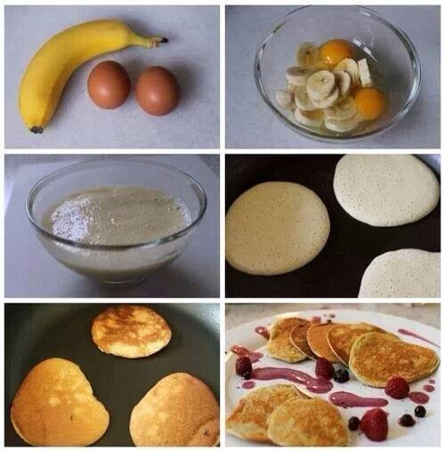 Can U Make Pancakes With Cake Flour