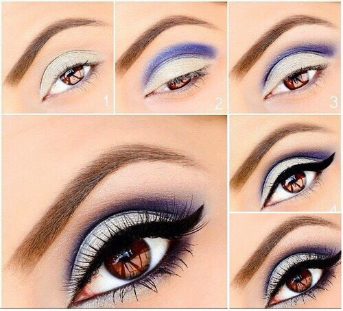 10 Gorgeous Eye Makeup Tutorials!
