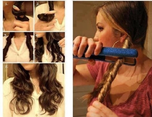 how to keep loose waves overnight