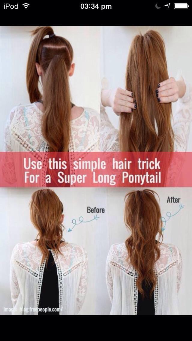 Hair Tips!!