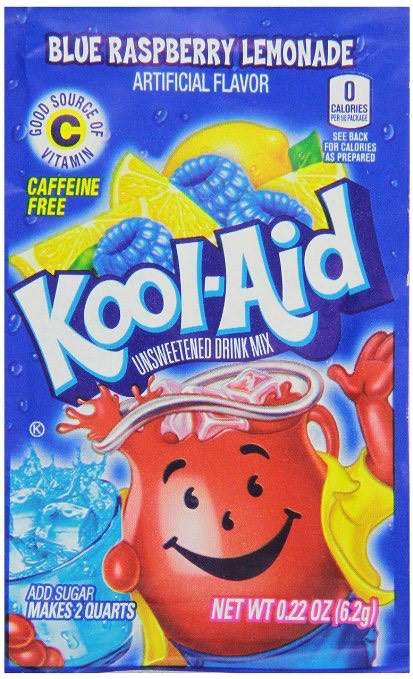 kool aid packet instructions