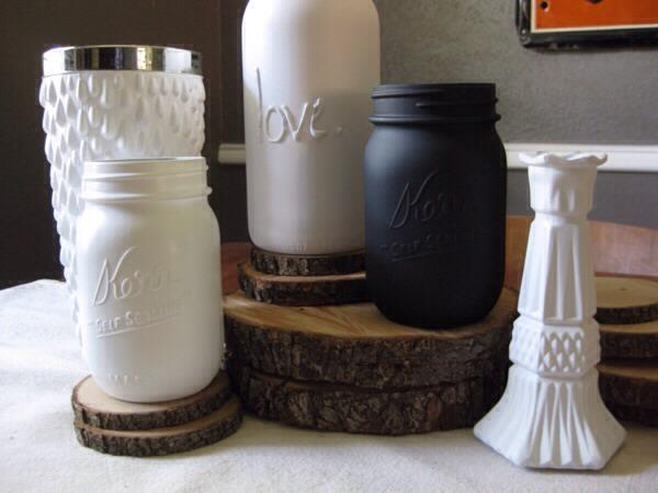 Reduce, Reuse, Recycle: Repeat Mason Jars