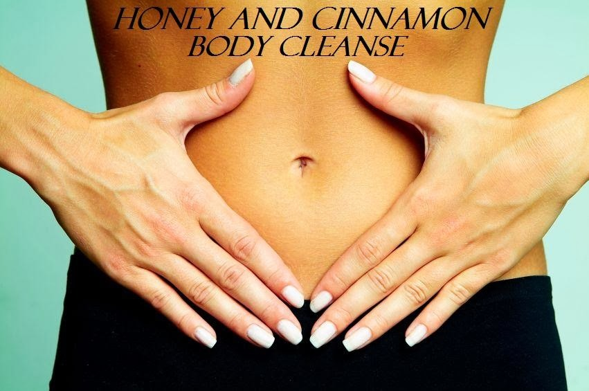Cinnamon Honey Cleanse For Weightloss