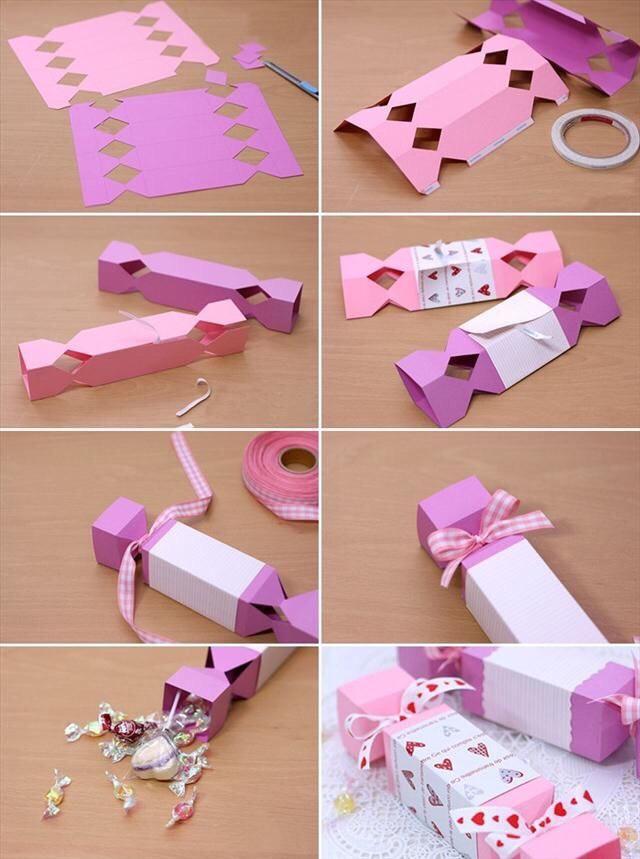 Подарок для друга из бумаги своими руками
