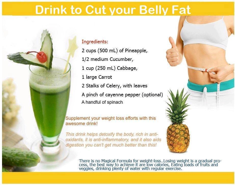 Natural Ways To Remove Belly Fat