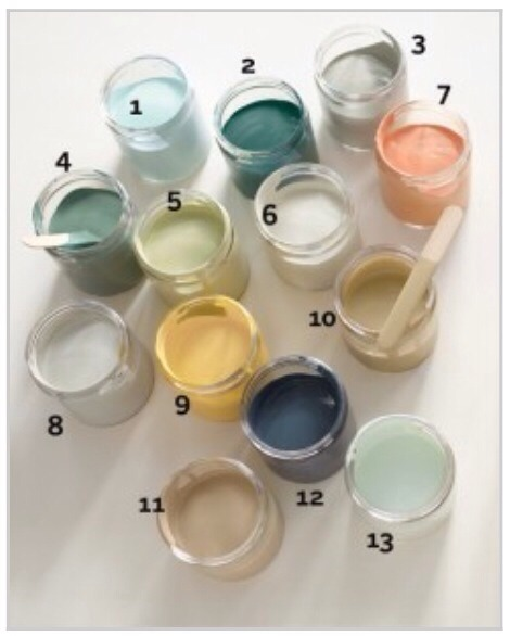 Go-with-anything Paint Colors For Any Room!