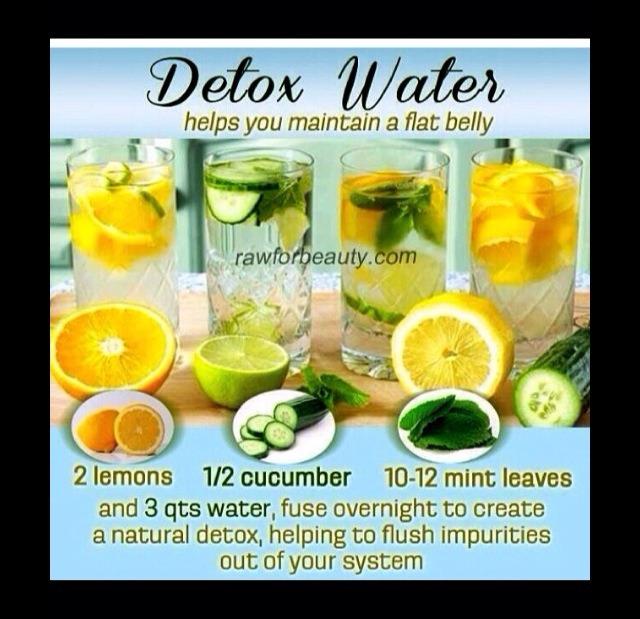Flat tummy water does it work