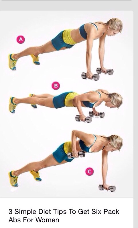 3 Simple Diet Tips To Get Six Packs Abs For Women ...