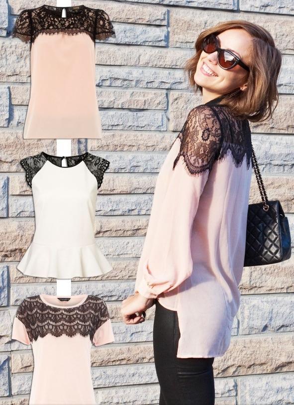 Блузка с пошаговым фото