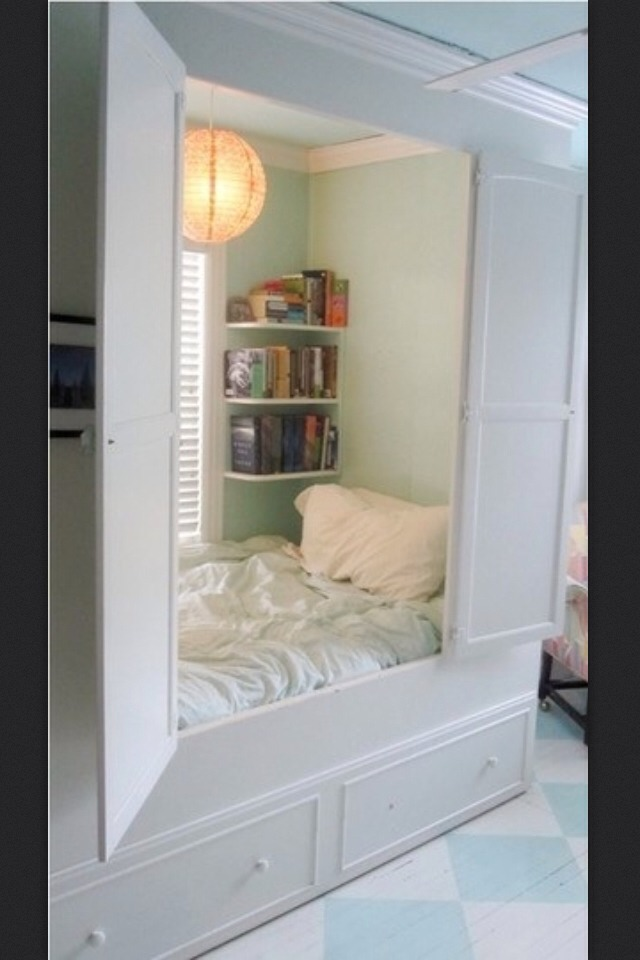 Cool Reading Place Idea